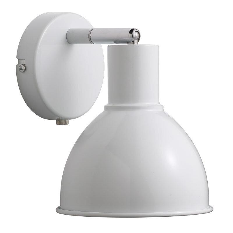 Nordlux Pop Væglampe E27 - Hvid