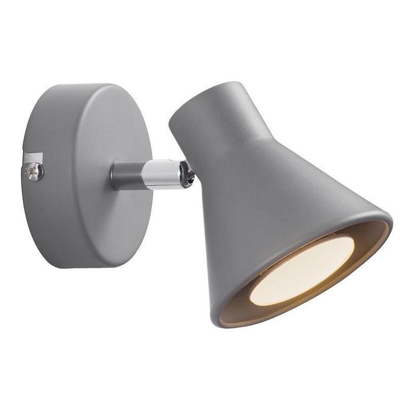 Nordlux Eik Væglampe Grå