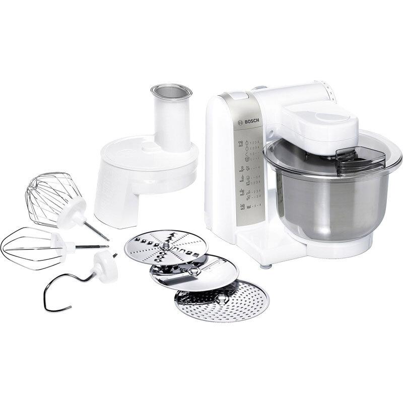 Bosch Køkkenmaskine Mum48w1 - Hvid