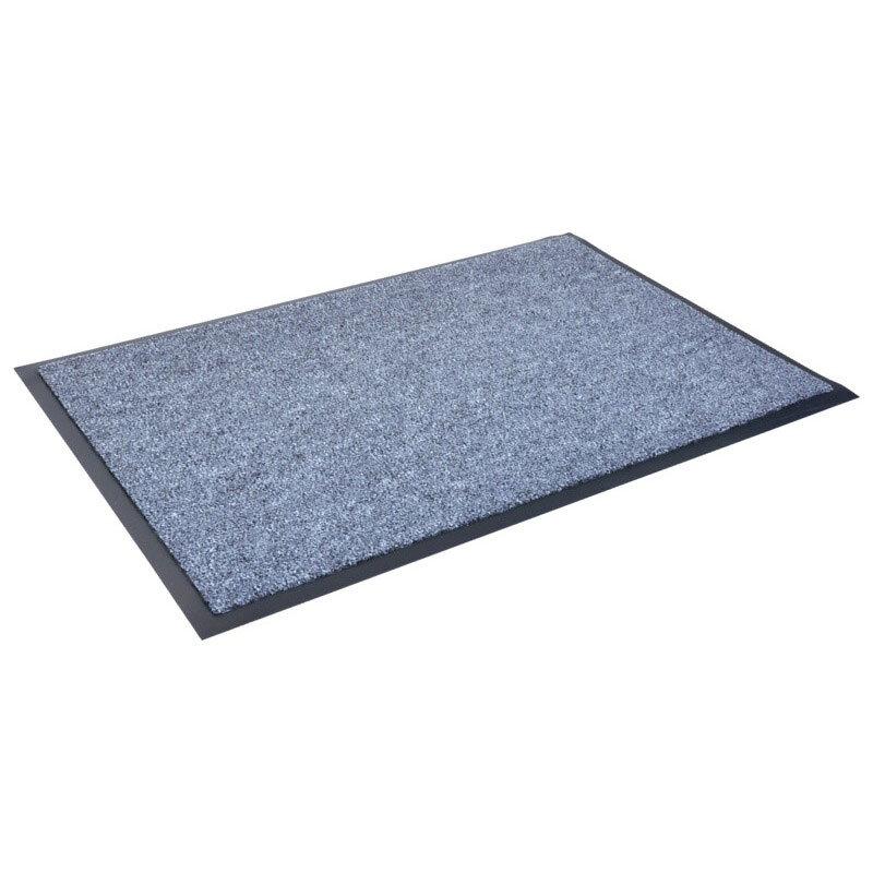 Billede af Clean Carpet Extreme Clean smudsmåtte 80 x 120 cm. - Mørkegrå meleret