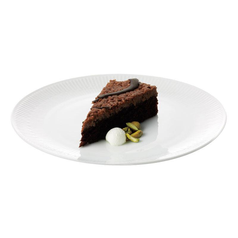 Aida Relief Desserttallerken - 4 Stk.