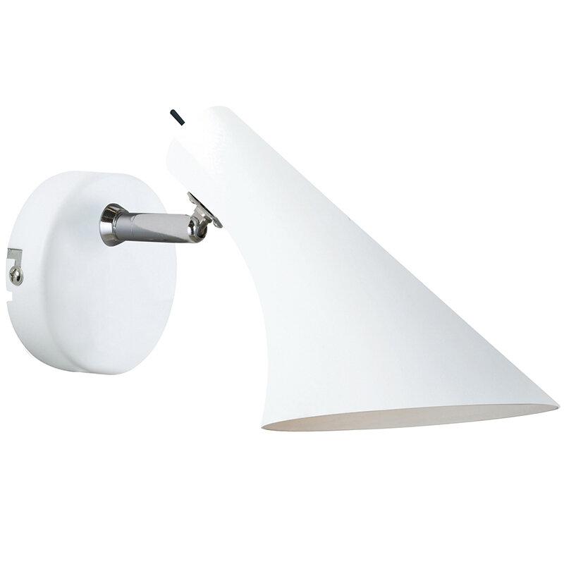 Nordlux Vanila Væglampe E14 Hvid