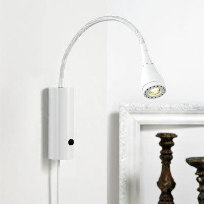 Nordlux Mento Led Væglampe Hvid