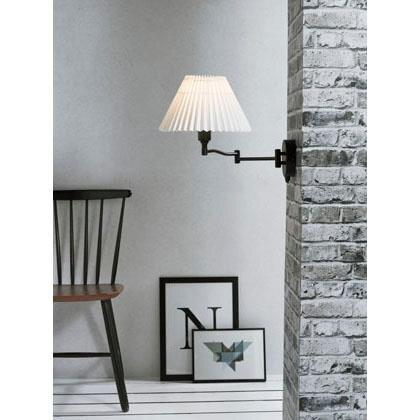 Nordlux Break Væglampe E27 Sort/hvid