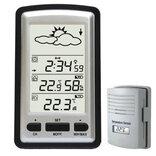 Agimex 66787 trådløs vejrstation ind/ude termometer