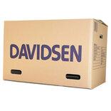 Davidsen flyttekasse - 556x370x369 mm.