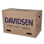 Davidsen senior flyttekasse 556x380x373 mm.