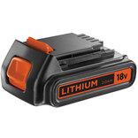 Black&Decker 18V Li-ion batteri 2,0 Ah BL2018-XJ