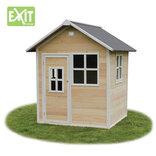 Exit Loft 100 legehus -140,5x149x160 cm natur ¤