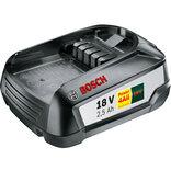 Bosch 18V 2,5 Ah Li-ion batteri