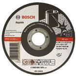 Bosch skæreskive Rapido til rustfristål og metal Ø125 mm.