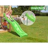 Jungle Gym rutsjebane grøn 2,2 m