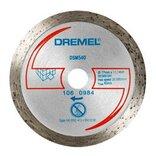Dremel diamantskive DSM540 flise til DSM20