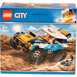 LEGO City Ørken Rally Racer