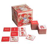 Julius huskespil med 60 kort
