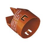 Wavin drænslutsmuffe 113/126 mm ~