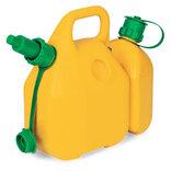 McCulloch komibdunk til 6 liter benzin - 2,5 liter kædeolie