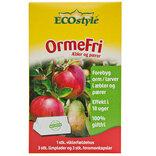 ECOstyle ormefri til æbler og pærer