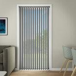 Debel lamelgardin komplet Line, grå 100x250 cm. ¤