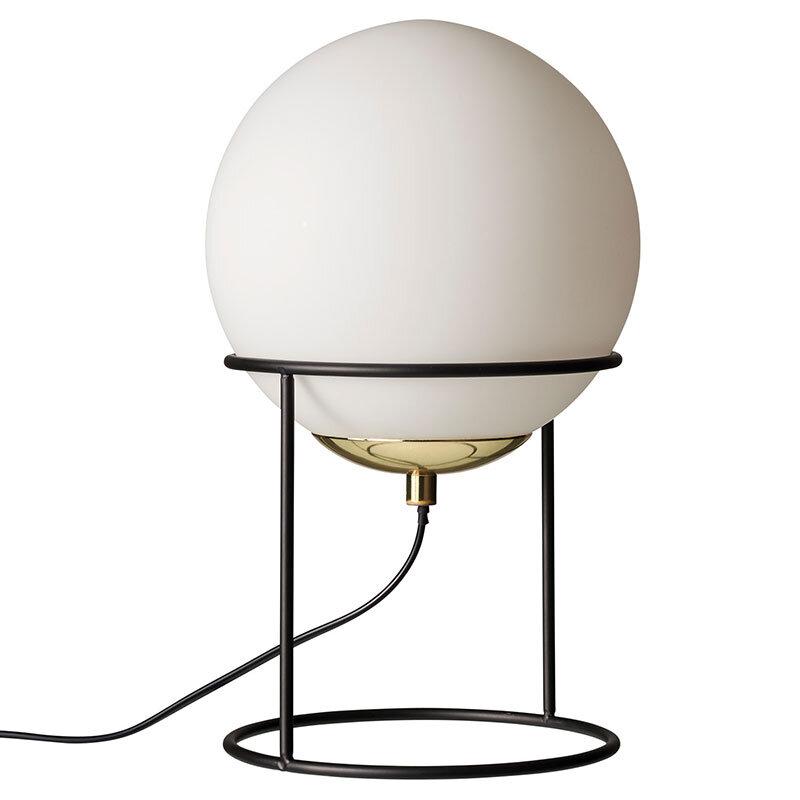 Moon Bordlampe Opal E27
