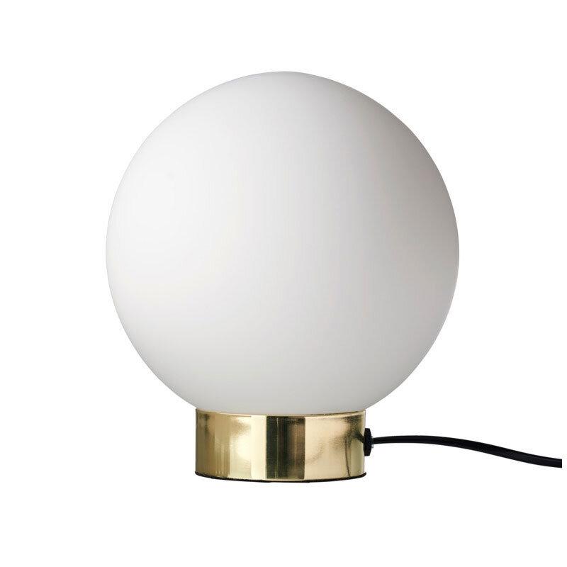 Barcelona Bordlampe Opal E27