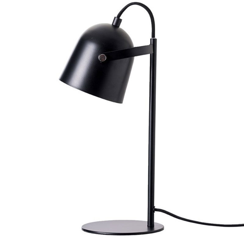Oslo Bordlampe Sort E14