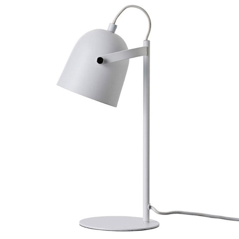 Oslo Bordlampe Hvid E14