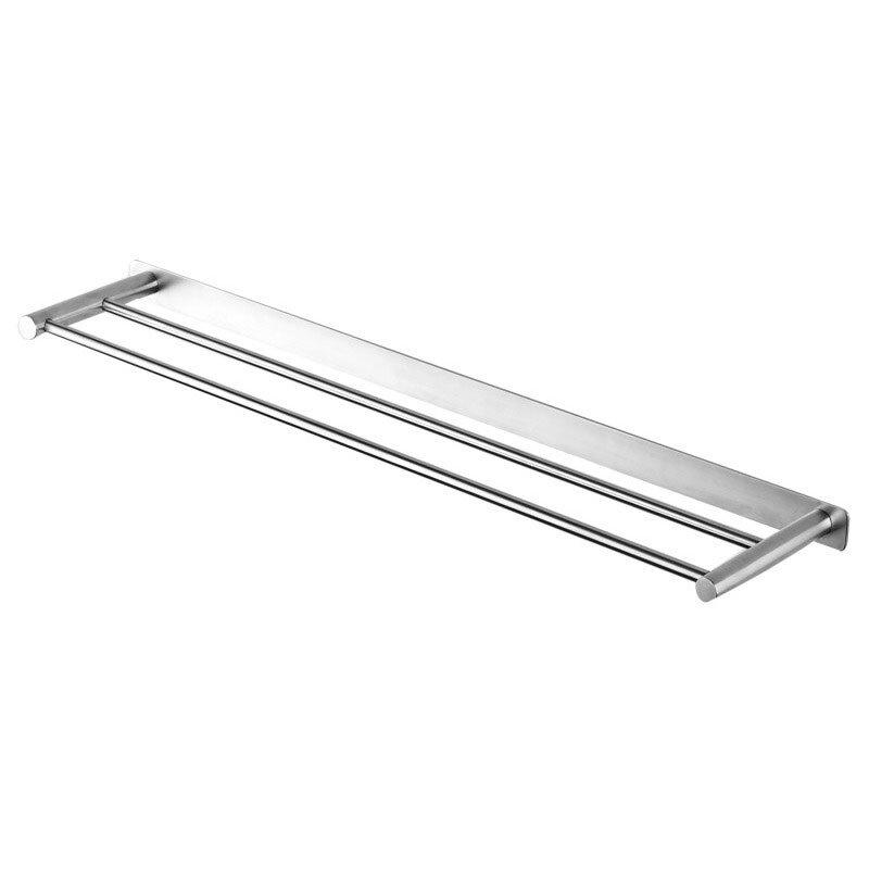 Adora Steel Dobbelt Håndklædestang, 60 Cm