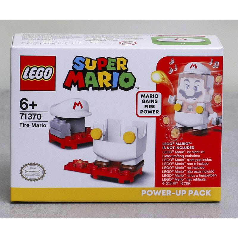 Lego Super Mario Ild Powerpakke