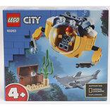 LEGO City Ocean Mini-Ubåd