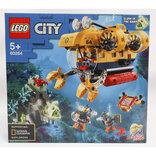 LEGO City Ocean Udforskningsbåd