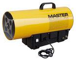 Master gasvarmekanon BLP 16 M.230 V. gul ¤