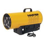 Master gas varmekanon BLP 27 M 230 V. gul ¤