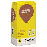 Weber multi 280 NOx Redux specialmørtel 25 kg ~