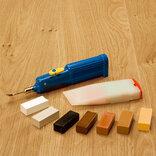 Pergo reparationsvoks inklusiv værktøj til planker ¤