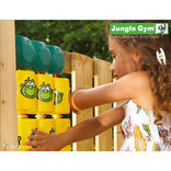 Jungle Gym kryds & bolle modul til legetårn ¤