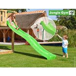 Jungle Gym rutsjebane grøn 2,65 m ¤