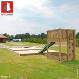 NSH Hy-Land legetårn projekt 1 ¤