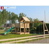 NSH Hy-Land legetårn projekt 5 med gyngemodul ¤