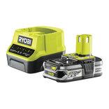 Ryobi Batteri 18V One+ inkl. lader
