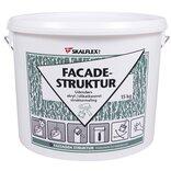 Skalflex Facadestruktur fin mørk teglrød - 15 kg ¤