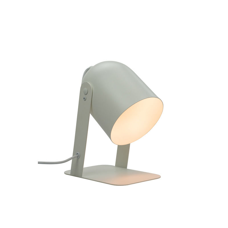Dyberg Larsen Shanghai Bordlampe E14 Mat Hvid