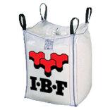 IBF afretningsand 0/8 mm. BigBag med 1000 kg ¤