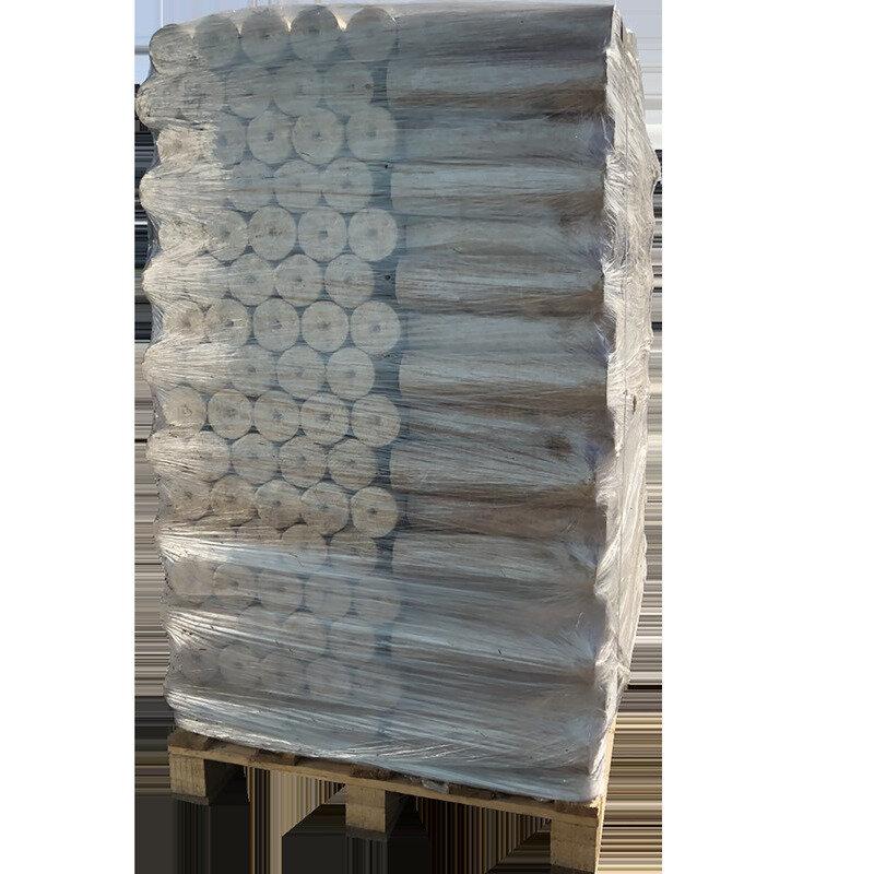 Billede af Long Life træbriketter 1 palle med 96 stk 10 kg pakker