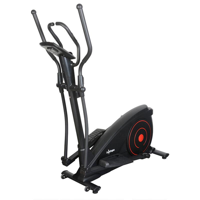In Shape Crosstrainer 8 Kg. Flywheel 156Ã?72Ã?169 Cm