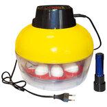 Rugemaskine til 8 æg m/autovending ¤