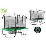 Exit trampolin Jump Arena grøn 214x366 cm