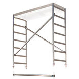 Jumbo Hobby udbygningssæt nr.3 72,5x180 cm. ¤