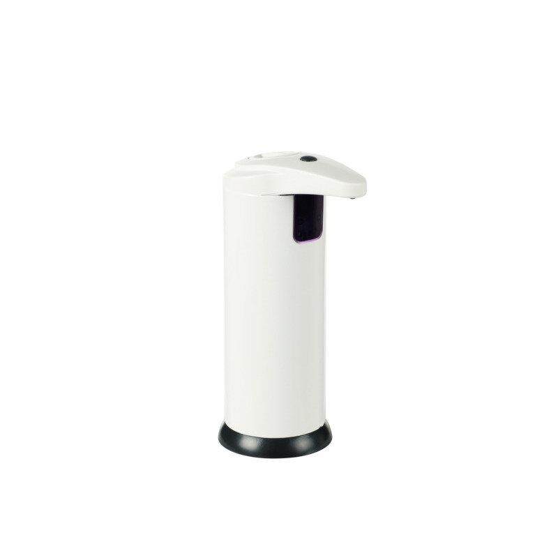 Sæbedispenser m/sensor 225 ml hvid