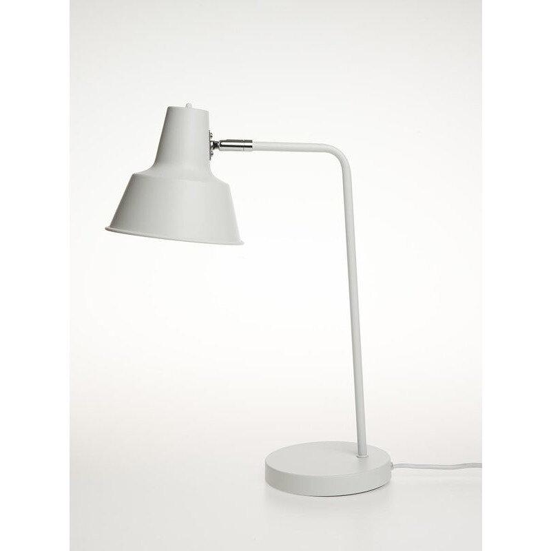 New York Bordlampe Hvid 52x17x17 Cm